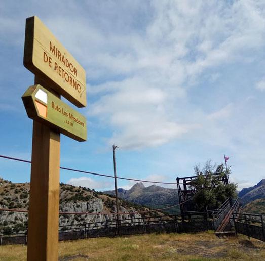 rutas montaña