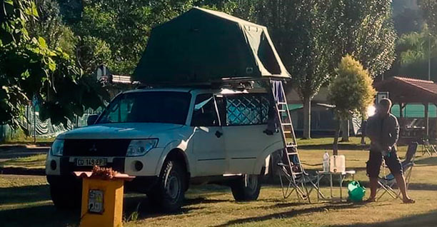 tarifas camping