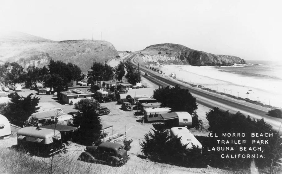 camping en california