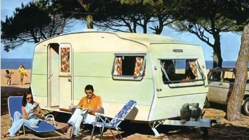 acampada en León